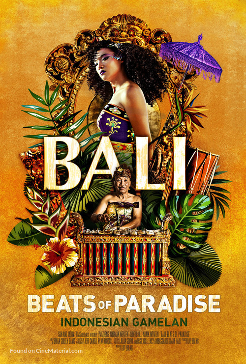 Bali: Beats of Paradise - Movie Poster