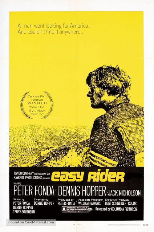 Easy Rider - Movie Poster