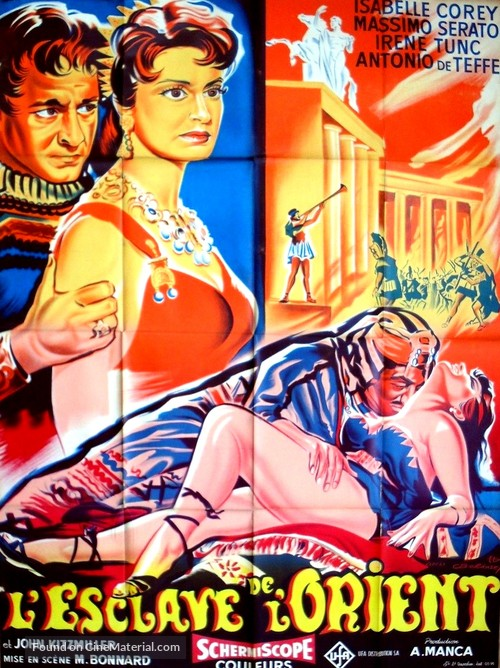 Afrodite, dea dell'amore - French Movie Poster