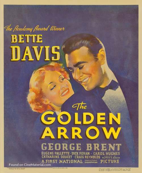 The Golden Arrow - Movie Poster