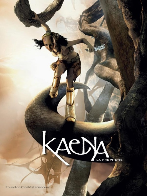 Kaena - French Movie Cover