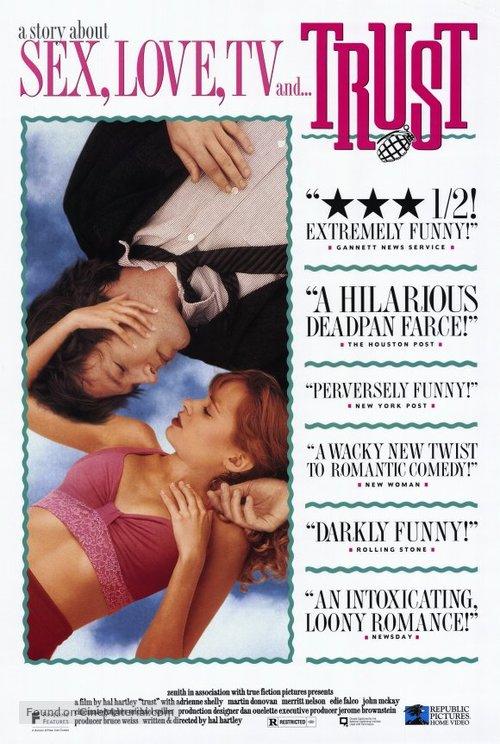Trust - Movie Poster