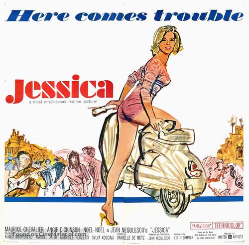 Jessica - Movie Poster