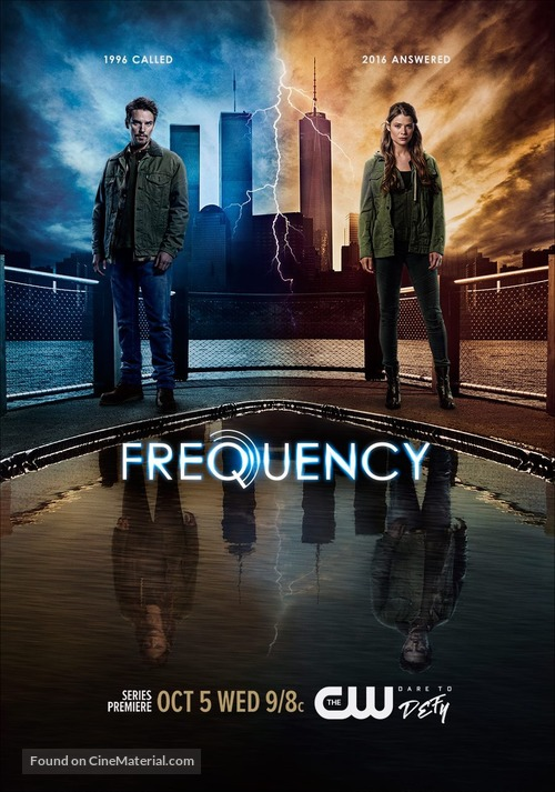 """Frequency"" - Movie Poster"