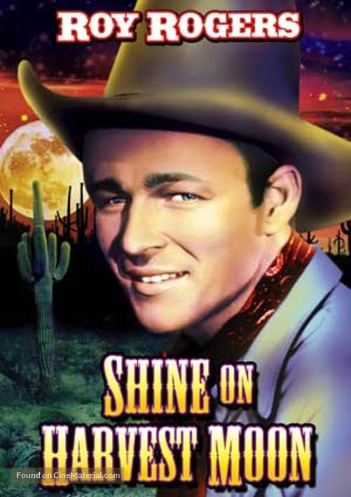 Shine On, Harvest Moon - DVD cover