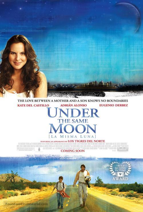 La misma luna movie poster