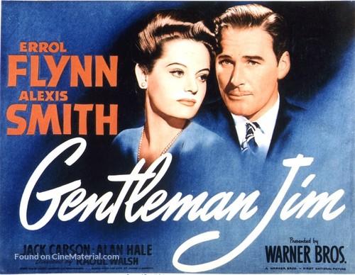Gentleman Jim - Movie Poster
