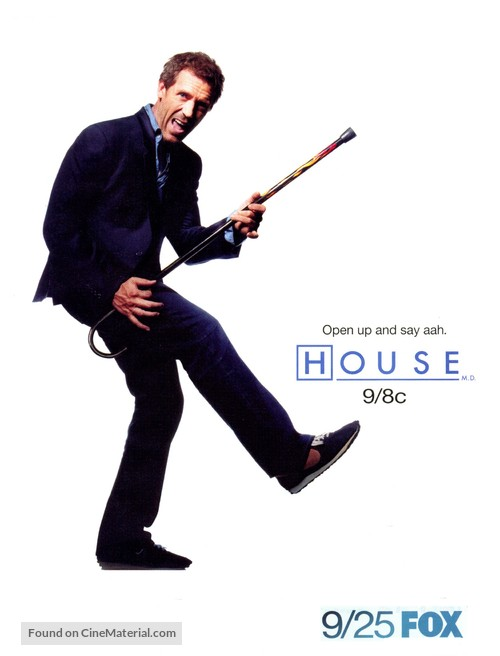 """""""House M.D."""" - Movie Poster"""