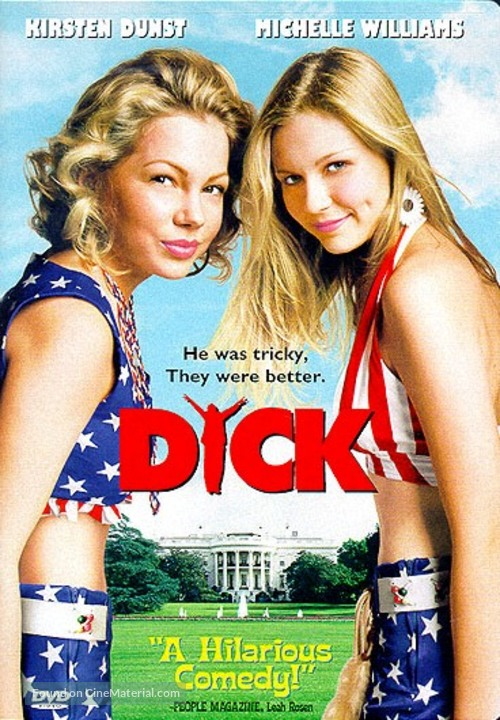 Dick - DVD cover