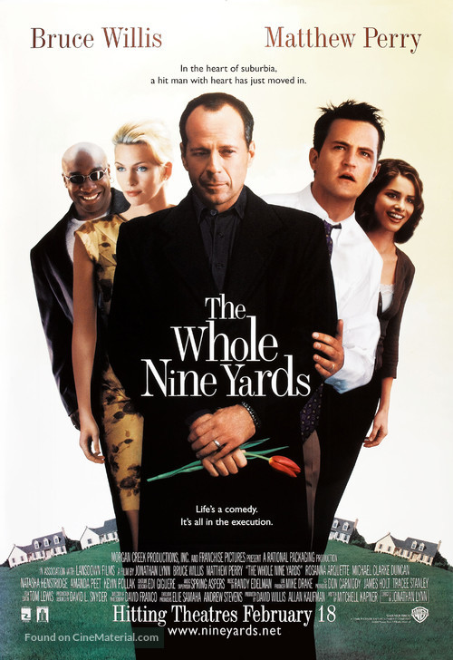 The Whole Nine Yards - Movie Poster