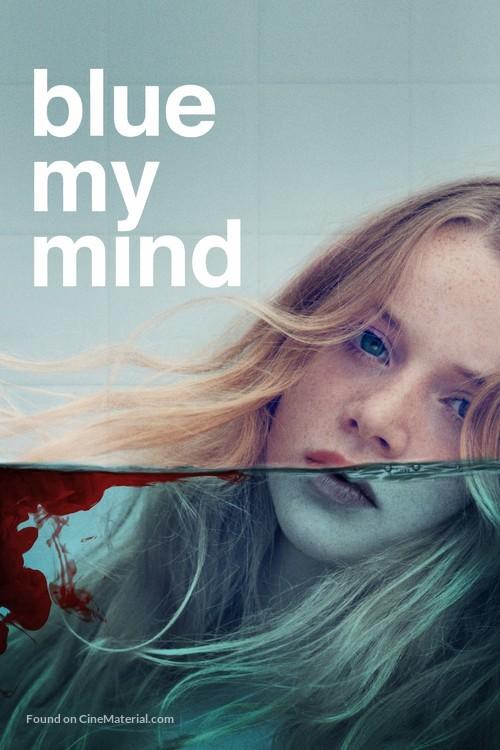 Blue My Mind - German Movie Cover