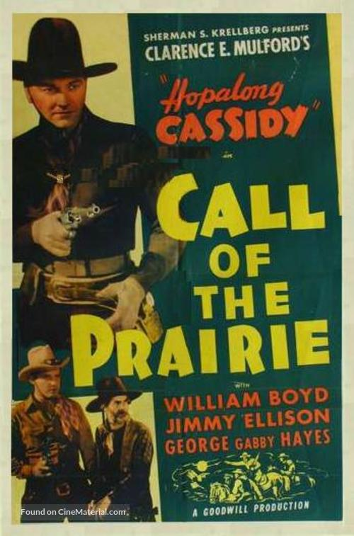 Call of the Prairie - Movie Poster