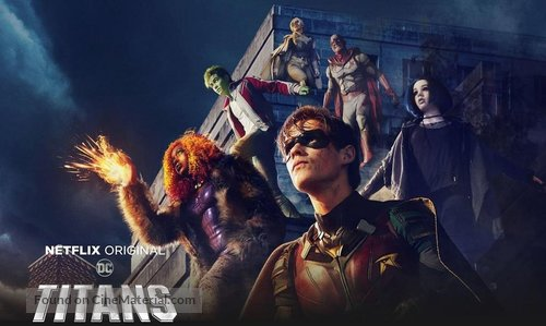 Titans - Movie Poster