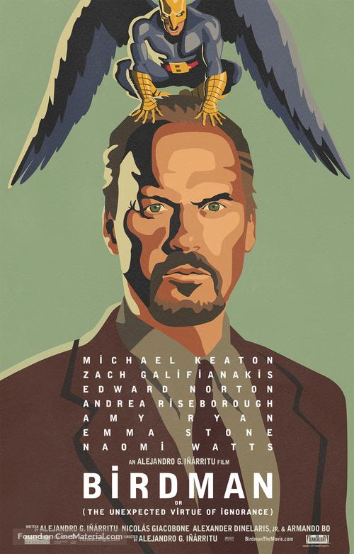 Birdman - Movie Poster