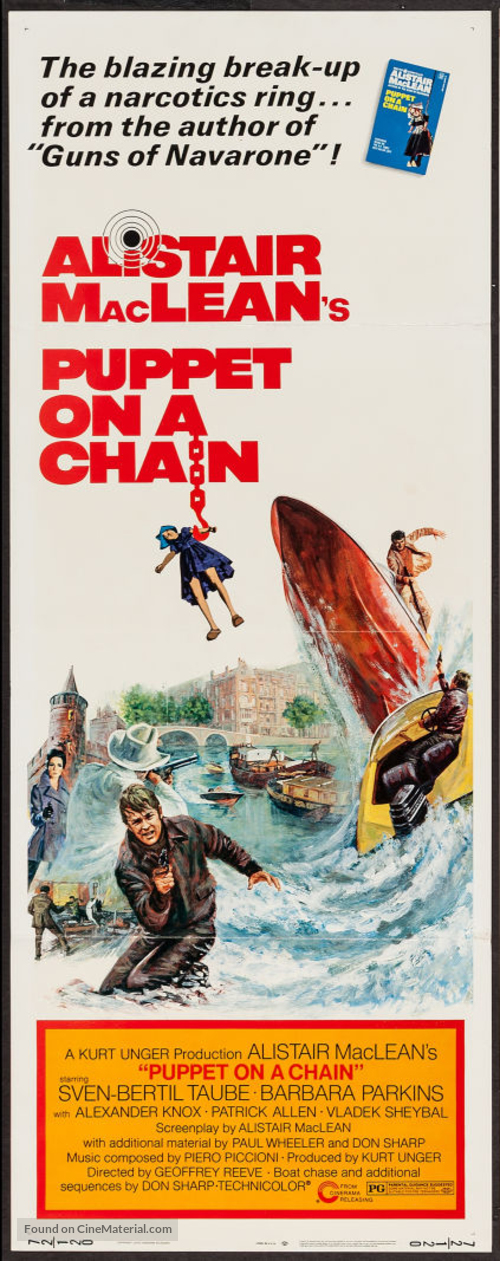Puppet on a Chain - Movie Poster