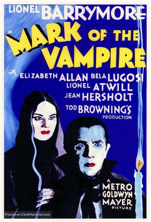 Mark of the Vampire - Movie Poster