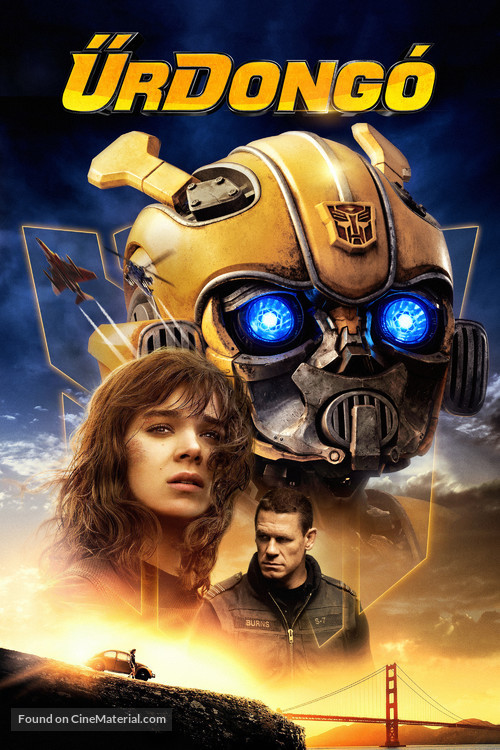 Bumblebee - Hungarian Movie Cover
