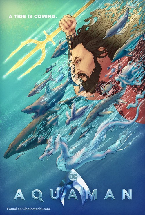 Aquaman - Movie Poster