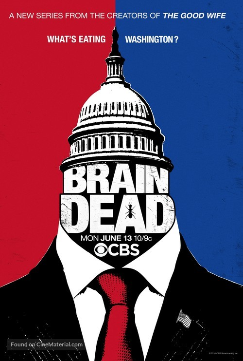 """BrainDead"" - Movie Poster"