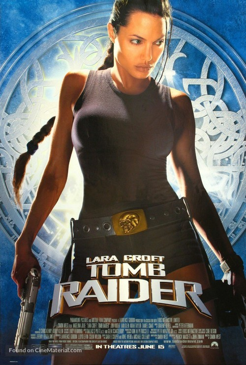Lara Croft: Tomb Raider - Movie Poster
