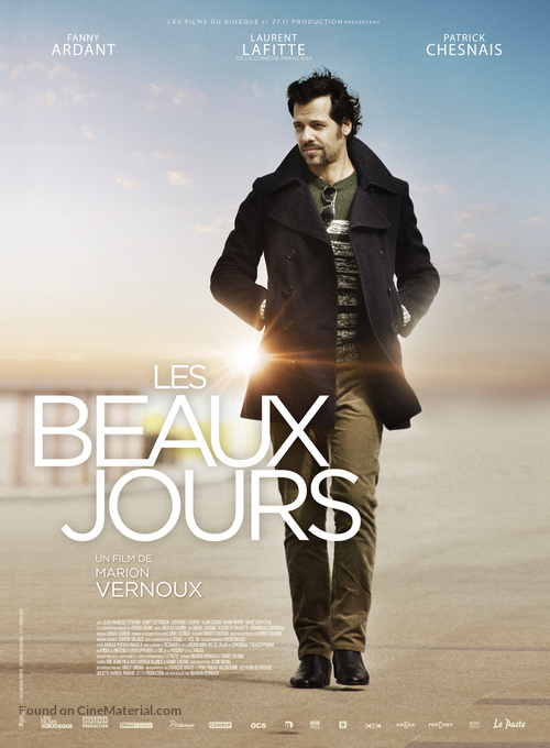 Les beaux jours - French Movie Poster
