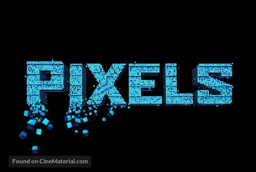 Pixels - Logo