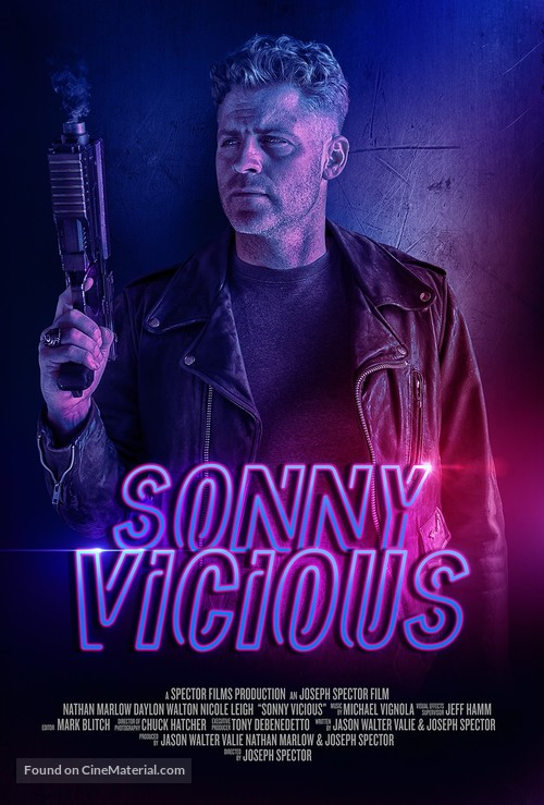 Sonny Vicious - Movie Poster