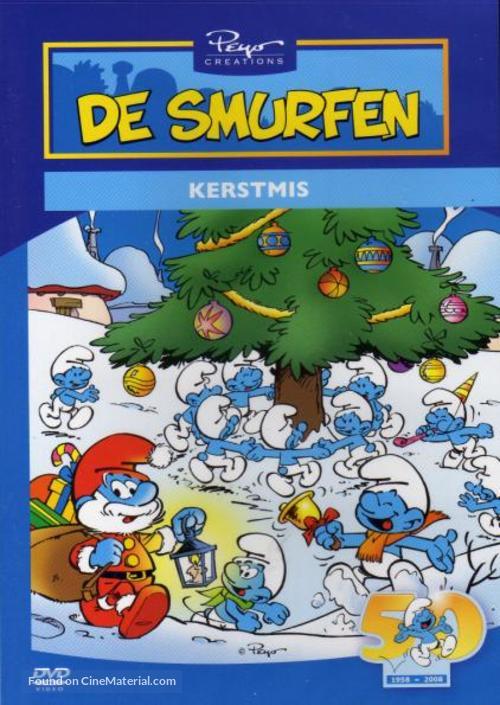 """""""Smurfs"""" - Belgian DVD cover"""