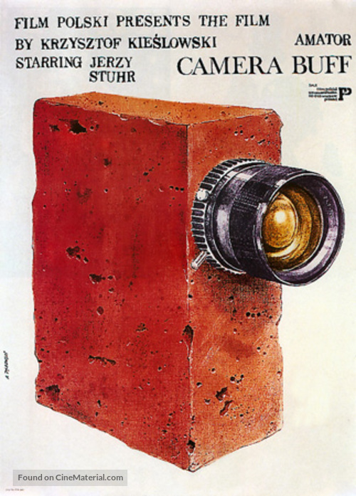Amator - Movie Poster