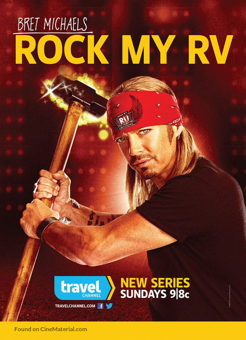 """Rock My RV"" - Movie Poster"