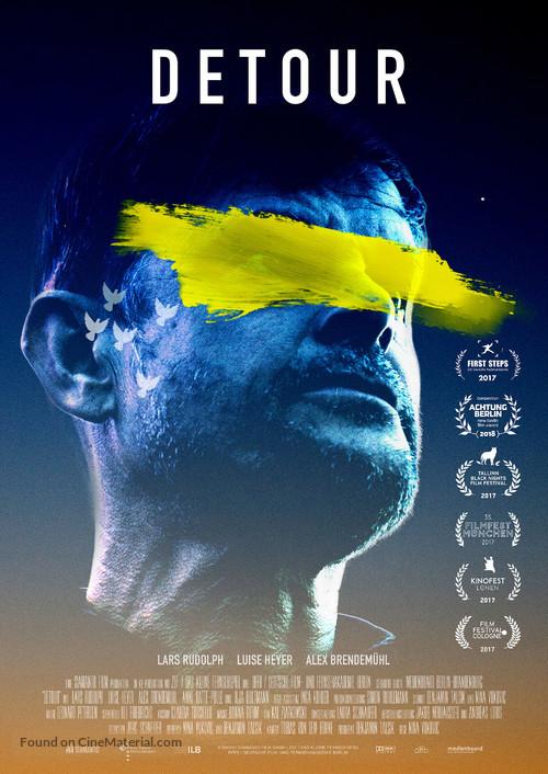 Detour - German Movie Poster
