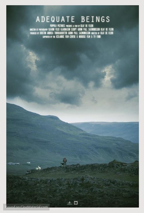 Adequate Beings - Movie Poster
