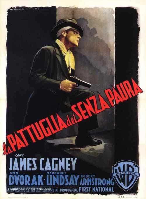 'G' Men - Italian Movie Poster
