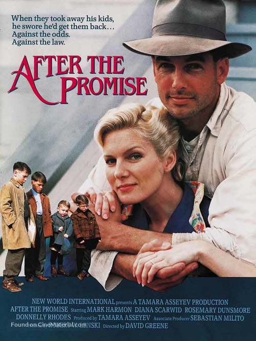 After the Promise - poster