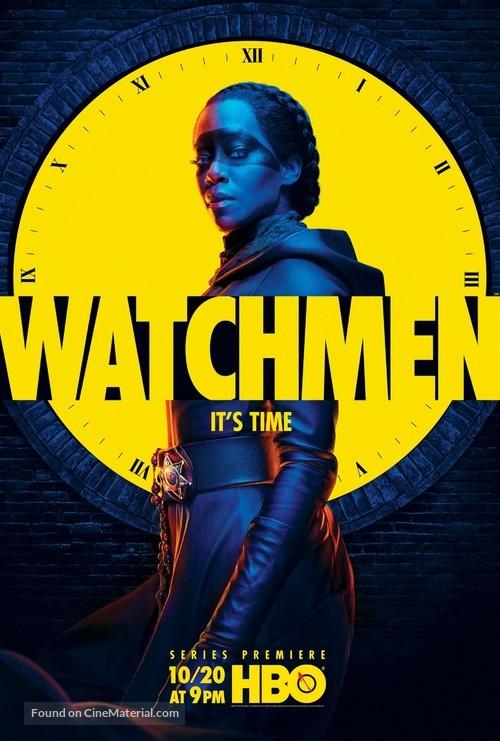 """""""Watchmen"""" - Movie Poster"""