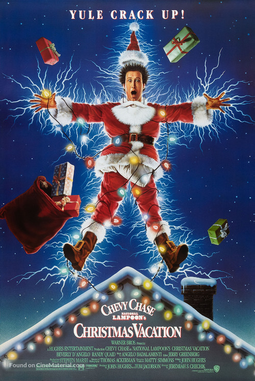 Christmas Vacation - Movie Poster