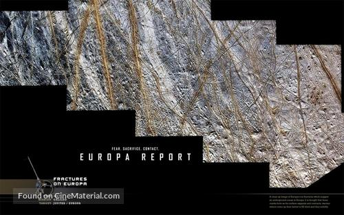 Europa Report - Movie Poster