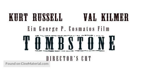 Tombstone - Logo