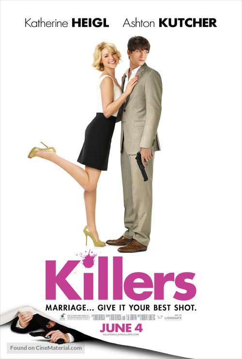 Killers - Movie Poster