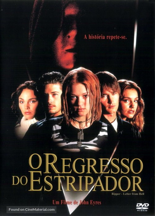 Ripper - Portuguese DVD movie cover