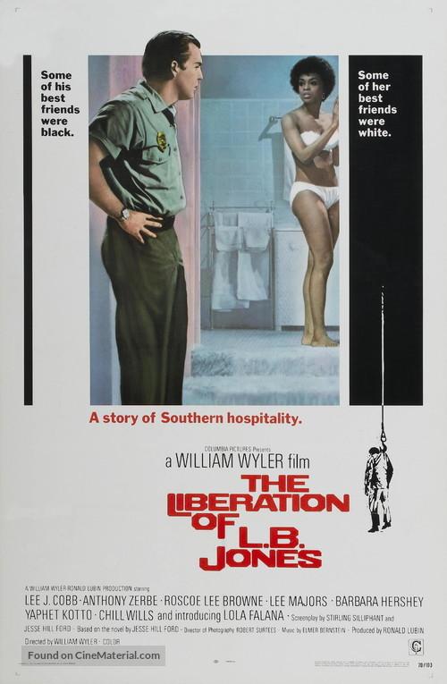 The Liberation of L.B. Jones - Movie Poster