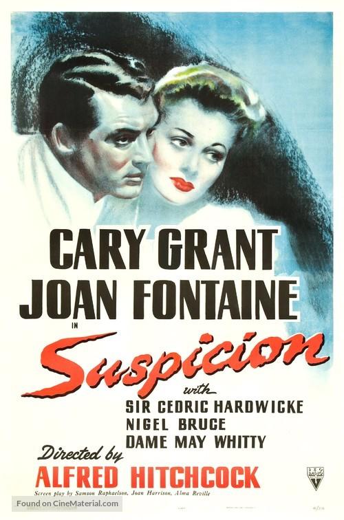 Suspicion - Movie Poster
