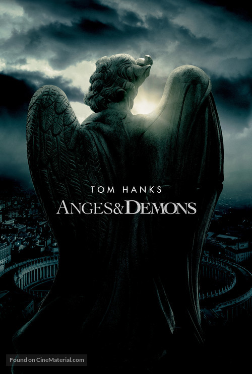 Angels & Demons - French Movie Poster