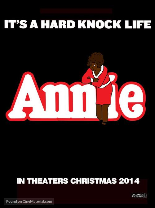 Annie - Movie Poster