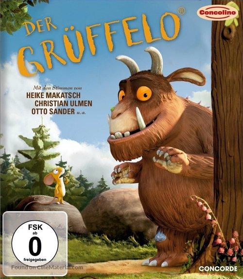 The Gruffalo - German Blu-Ray movie cover