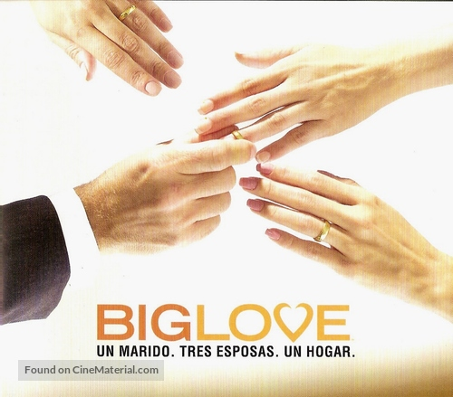 """""""Big Love"""" - Argentinian Movie Poster"""