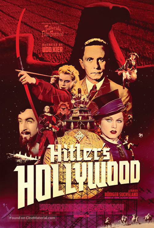 Hitlers Hollywood - Movie Poster