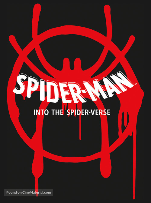 Spider-Man: Into the Spider-Verse - Logo
