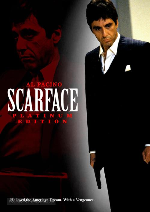 Scarface - German Movie Poster