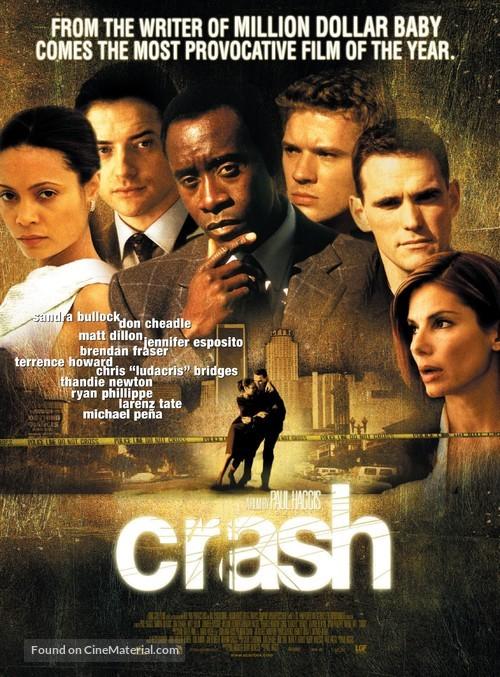 Crash - Movie Poster